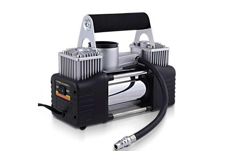 Giantz 12v Car Air Compressor 4x4 Tyre Deflator 4wd Inflator Portable 85L/min