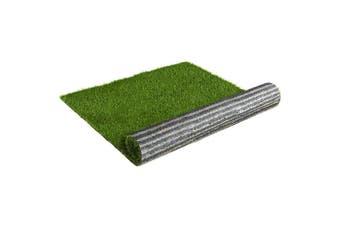 Primeturf Synthetic 30mm 0.95mx20m 19sqm Artificial Grass Fake Lawn Turf Plastic Plant White Bottom