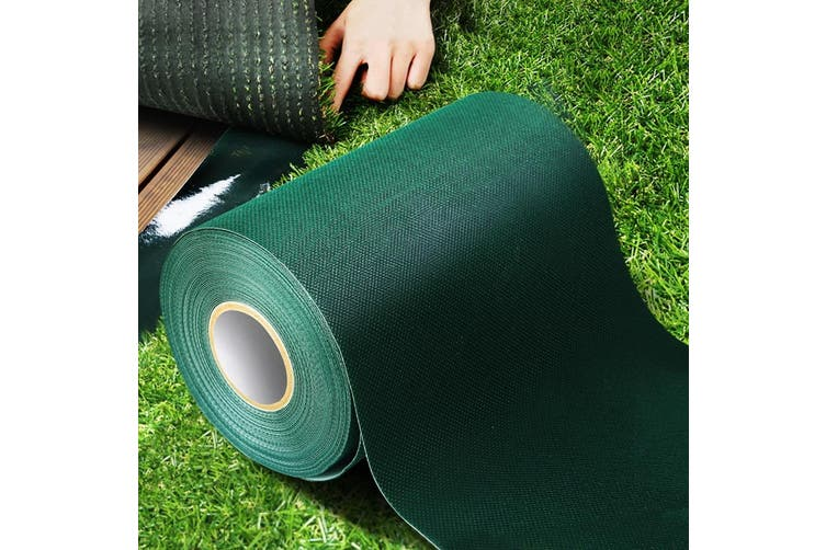 Primeturf 20Mx15CM Self Adhesive Synthetic Grass Artificial Turf Joining Tape