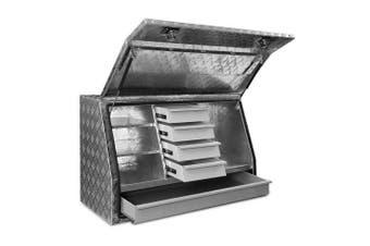 Giantz Aluminium Toolbox Ute Tool box Drawers Storage Truck Canopy Trailer Locks