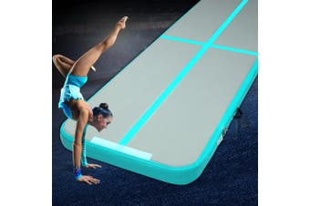 Everfit 3X1M Airtrack Inflatable Air Track Tumbling Mat Home Floor Gymnastics GN