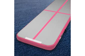 Everfit 3X1M Airtrack Inflatable Air Track Tumbling Mat Home Floor Gymnastics PK