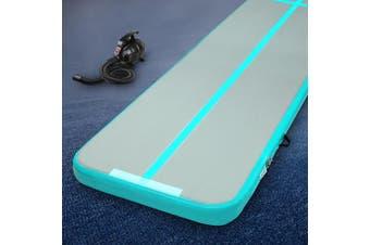 Everfit 5X1M Airtrack Inflatable Air Track Tumbling Mat W/Pump Floor Gymnastics