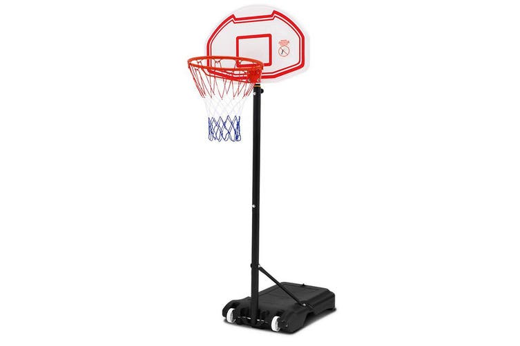 Everfit Pro Portable Basketball Stand System Hoop Height Adjustable Net Ring