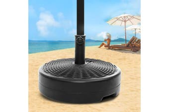 Instahut 3M Outdoor Umbrella Stand Base Pod Sand/Water Patio Cantilever