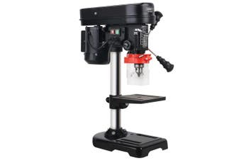 Devanti Bench Drill Press Workshop Mounted 5 Speed Metal Drilling Stand 400W