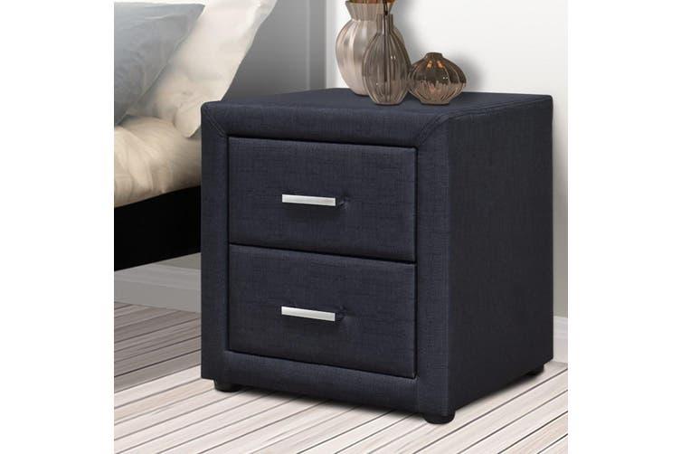 Artiss Bedside Tables Drawers Side Table Cabinet Nightstand Bedroom Furniture Kogan Com
