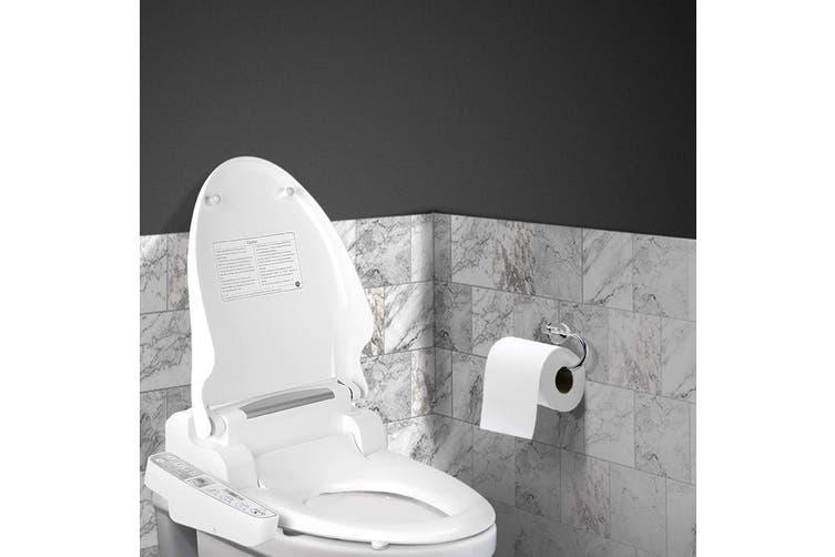 Cefito Electric Bidet Toilet Seat Cover Auto Washlet Wash Dry Warm Electronic Kogan Com