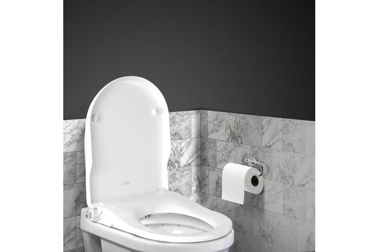 Dick Smith Cefito Non Electric Bidet Toilet Seat W Cover Bathroom Washlet Spray Water Wash Kitchen Bathroom Fixtures