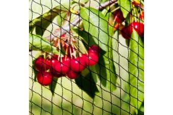Instahut 10x 50m Anti Bird Netting Pest Net Commercial Fruit Trees Plant Cove