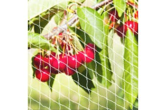 Instahut 5x 10m Anti Bird Netting Pest Net Commercial Fruit Trees Plants Cove