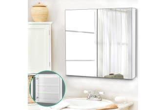 Cefito Bathroom Mirror Storage Wall Cabinet Vanity Medicine Shaving Shelf 750mmx720mm
