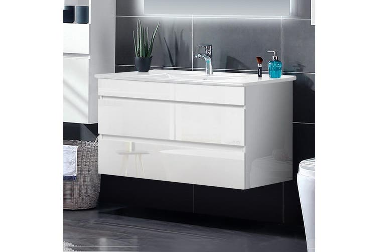 Cefito 900mm Bathroom Vanity Cabinet