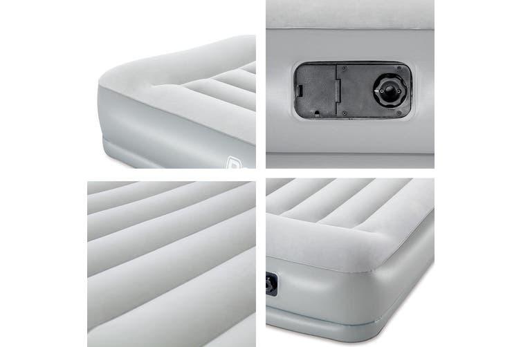 Bestway Queen Air Bed Inflatable Mattresses Camping Pump Sleeping