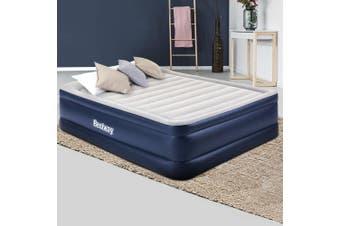 Bestway Queen Air Bed Air Beds Inflatable Mattress Built-in Pump