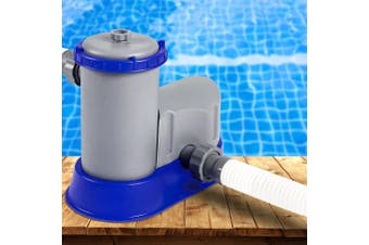 Bestway 1500GPH Filter Pump Filters Swimming Pool Cleaner 9463L/H