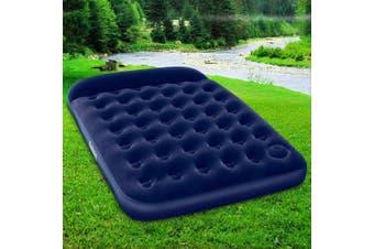 Bestway Queen Air Bed Inflatable Mattresses Sleeping Mats Home
