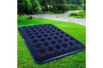 Bestway Queen Size Air Bed Inflatable Mattress Sleeping Mat Camping