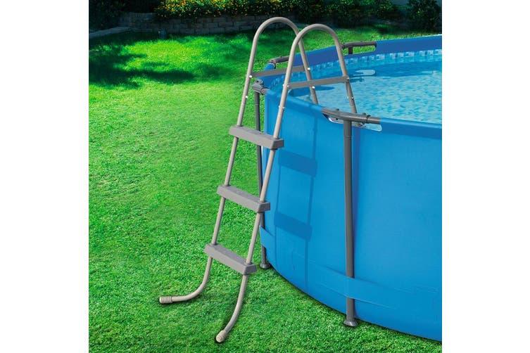 Bestway Ladder Above Ground Swimming Pool 107cm 42 inch Deep Steps