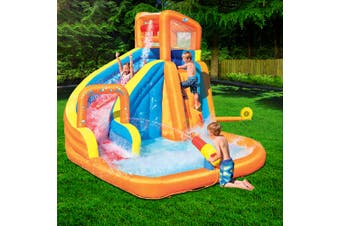 Bestway Inflatable Water Slide Pool Slide Jumping Castle Playground