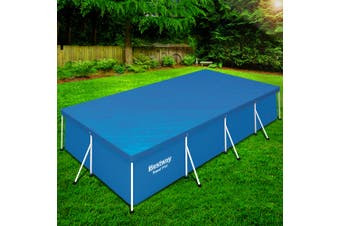 Bestway Pool Cover For Above Ground Swimming Pools LeafStop 4.1m
