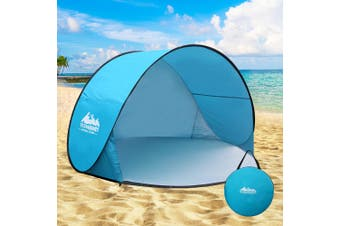Pop Up Camping Tent Beach Portable Hiking Sun Shade Shelter Fishing