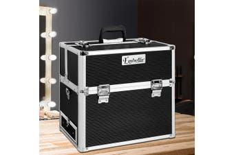 Embellir Travel Cosmetic Makeup Organiser Case Beauty Carry Box Organiser Drawers