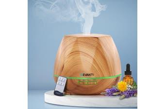 Devanti Ultrasonic Aroma Aromatherapy Diffuser Oil Electric Air Humidifier LW