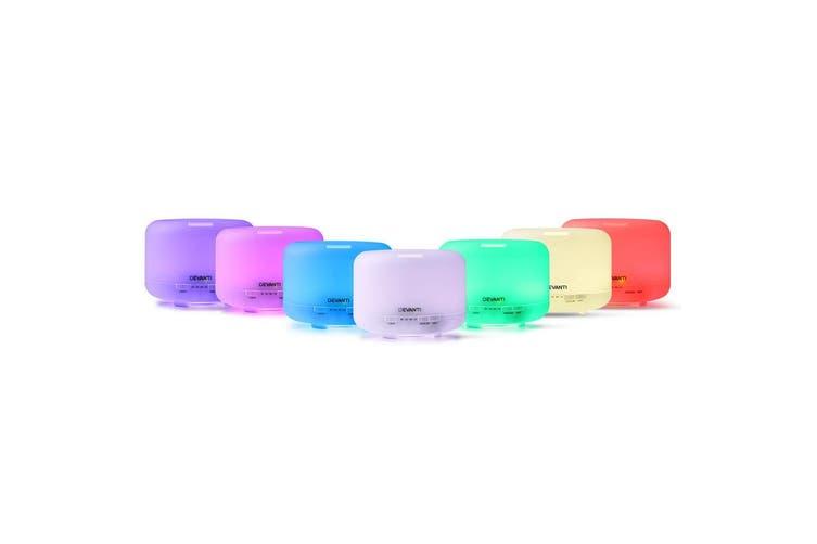 Devanti Ultrasonic Aroma Aromatherapy Diffuser Oils Electric Air Humidifier 202