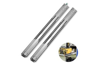 Cefito Ball Bearing Drawer Slides Heavy Duty 125KG Locking Runner 762mm 30""