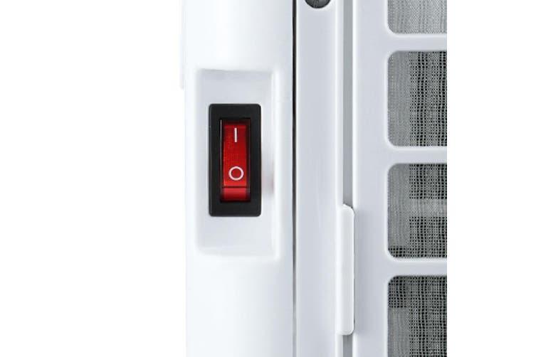 Devanti Portable Evaporative Air Cooler Portable Fan Air Conditioner Cooling Touch Pad Remote