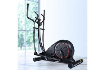 Everfit Elliptical Cross Trainer Exercise Bike Bicycle Home Gym Fitness Machine