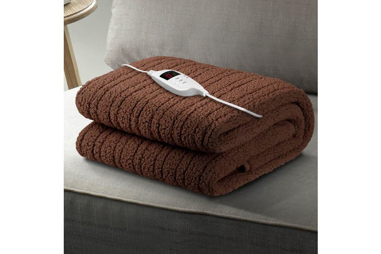 Giselle Bedding Electric Throw Rug