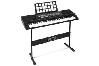 Alpha 61 Keys Electronic Piano Keyboard Electric Instrument Sensitive Midi