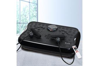 Everfit Vibration Machine Machines Platform Plate Vibrator Exercise Fit Gym
