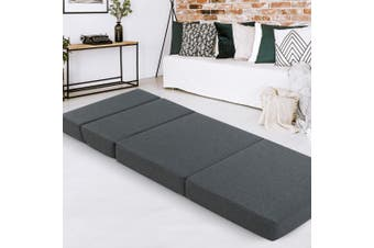 Giselle Bedding Folding Mattress Foldable Portable Bed Floor Mat Camping Pad