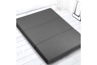 Giselle Double Folding Mattress Foam Portable Sofa Bed Mat Lounge