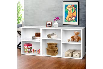 Artiss 3pcs Cube Bookcase Display Storage Cabinet Shelf Book Rack Stand Kid