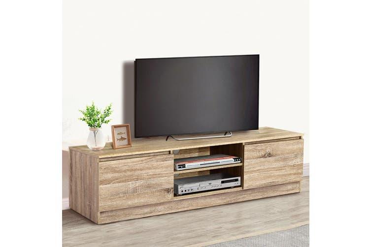 Artiss TV Cabinet Entertainment Unit Stand Lowline Storage Wooden160CM