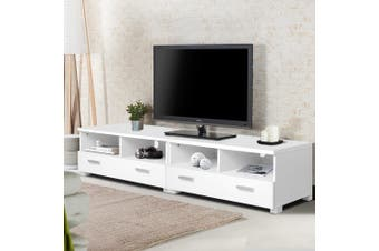 Artiss TV Cabinet Entertainment Unit Stand Storage Drawers 180cm Lowline