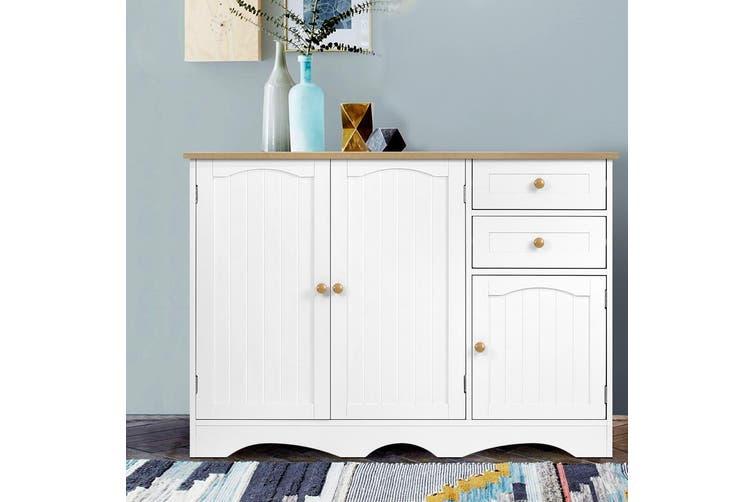 Artiss Kitchen Buffet Sideboard Cabinet Storage Cupboard Dresser Hallway