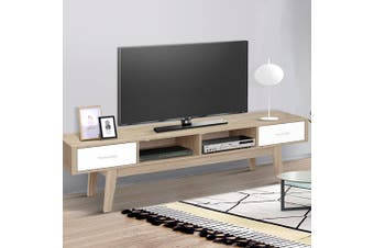 Artiss TV Cabinet Entertainment Unit Stand Storage Scandinavian 180cm