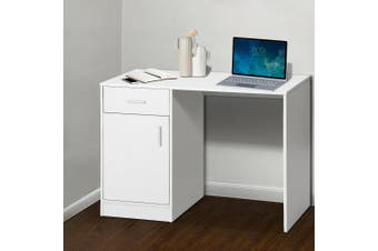 Artiss Computer Desk Office Table Storage Laptop Student Study Writing Home