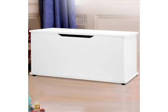 Artiss Blanket Box Kids Toy Storage Ottoman Chest Cabinet Clothes Bench Children