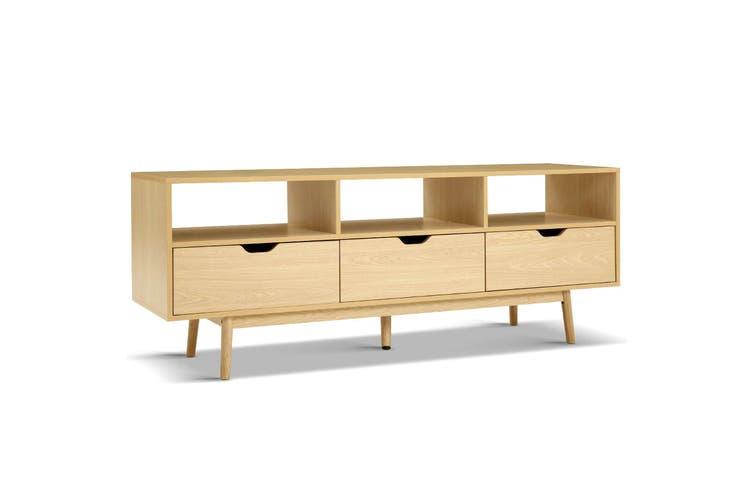 Artiss TV Cabinet Entertainment Unit Stand Storage Wooden Scandinavian