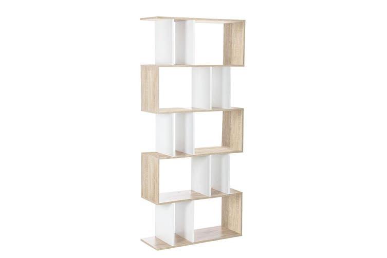 Artiss Display Shelf Cabinet Bookcase