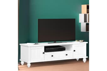 Artiss TV Cabinet Entertainment Unit Stand French Provincial Storage 162cm KUBI