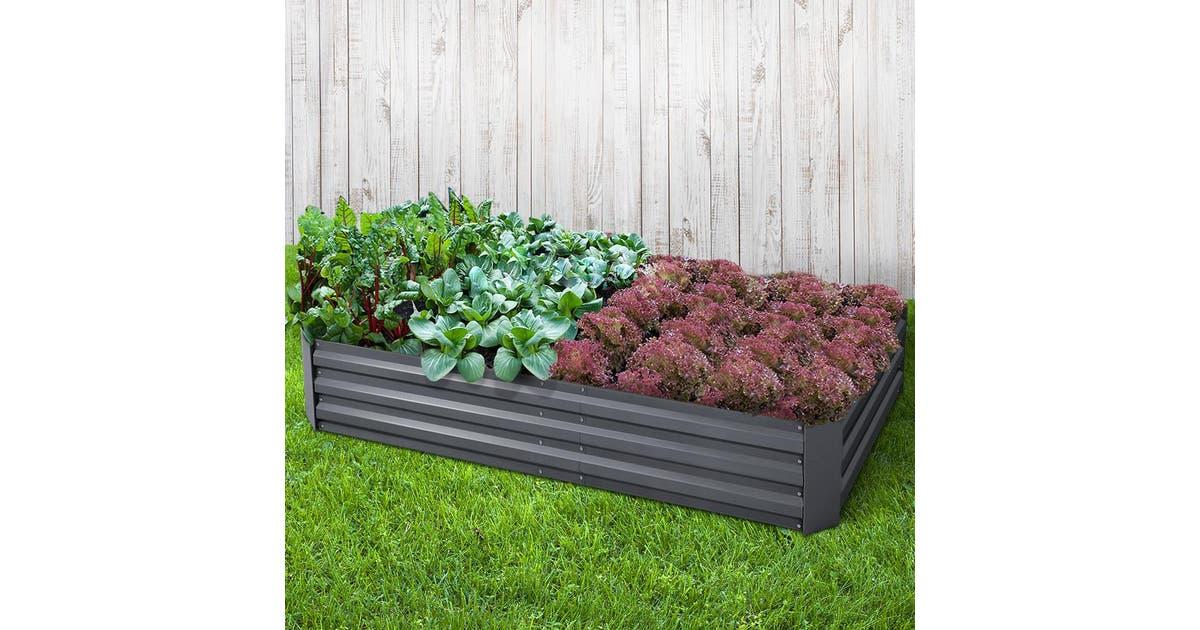 Greenfingers Garden Bed 2pcs