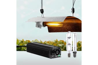 Greenfingers 1000W HPS MH Hydroponic Grow Light Kit Digital Ballast Reflector