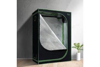 Greenfingers Grow Tent Kits 1680D Oxford 120X60X180CM Hydroponics Grow System